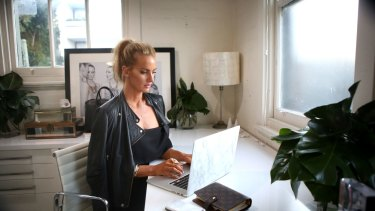 Samantha Wills' jewellery is now stocked in 80 countries.