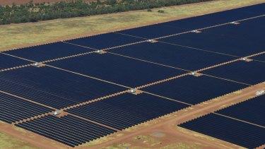 The pressure is on renewable energy jobs.
