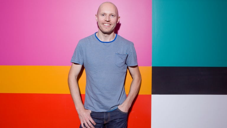 Alan Crabbe is the founder of Pozible and Birchal.
