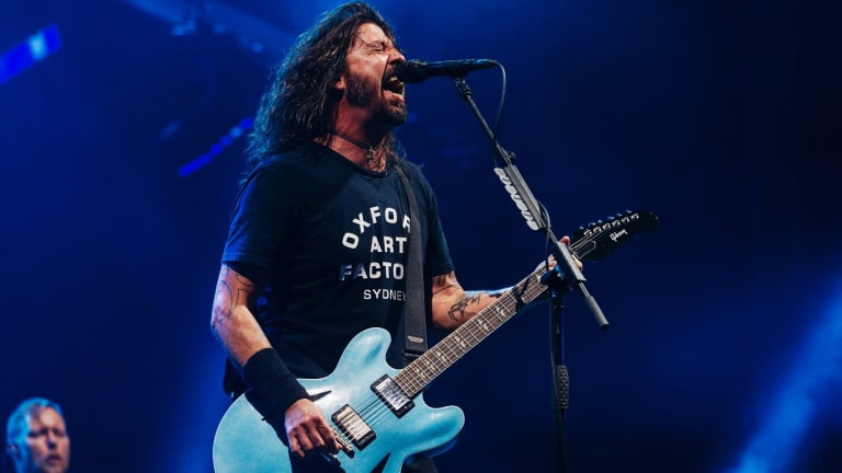 Dave Grohl has acquired Sound City's Neve 8028 mixing console.