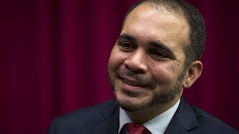 Candidate: Prince Ali bin al-Hussein of Jordan has questioned an Africa-Asia deal.