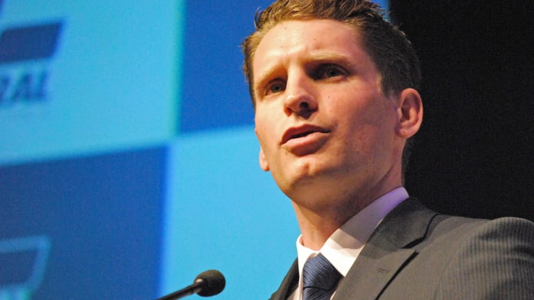 Beliefs not relevant: Liberal candidate for Canning Andrew Hastie.