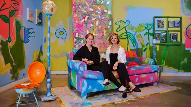 Megan Monte and Josephine Skinner are bringing Parramatta to Paddington.