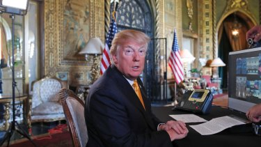 US President Donald Trump wants more protectionist policies.