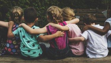 More than 300,000 children will start kindergarten across Australia this year.