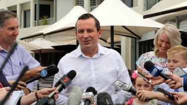 Premier Mark McGowan says the deal will create 6000 jobs.