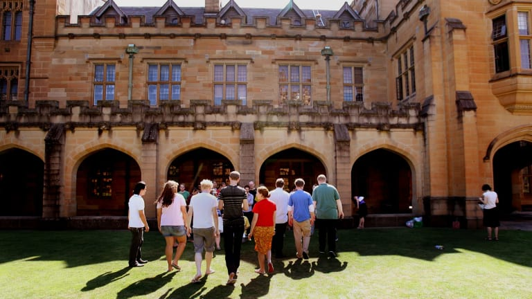 More than 1000 students from Sydney University's six residential colleges were surveyed.