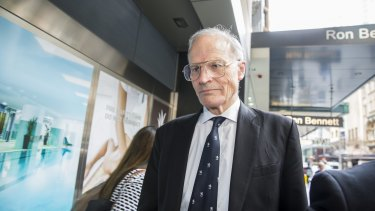 Dyson Heydon is now due to decide on his future as royal commissioner on Monday.