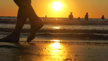 Scorching weather will send many people to the coast.