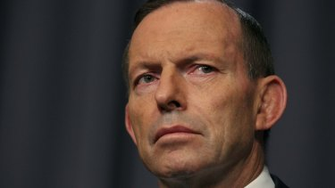 Tony Abbott the backbencher has re-entered the political discourse while flagging a predisposition to remain in Parliament.