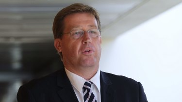 Troy Grant is the NSW Deputy Premier, Minister for Police and Justice, Minister for Arts and Minister for Racing.