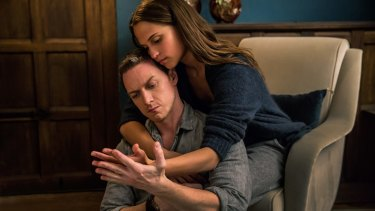 James McAvoy and Alicia Vikander star in Wim Wenders' Submergence.