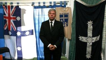 Jim Saleam of Australia First.