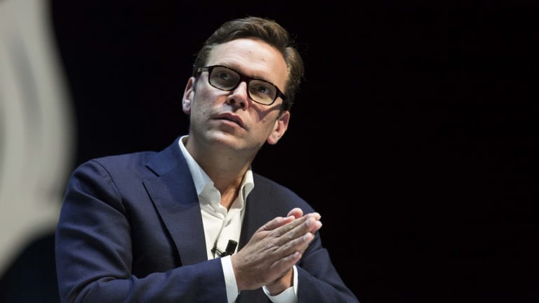 Unlike his brother, James Murdoch has never worked outside the family businesses, other than the hip-hop record label he founded after dropping out of Harvard.