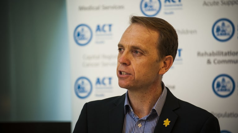 Attorney-General Simon Corbell said it was clearly unrealistic to expect children who were just finding their feet as adults to come forward and pursue a civil claim for abuse.