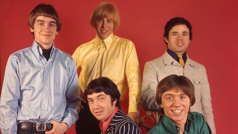 The Easybeats, described by musician Kram as the Beatles of Australia.