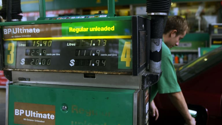 High wages, or high fuel prices, simply help to ration something scarce (labour or petrol).