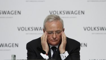 Martin Winterkorn, chief executive officer of Volkswagen, has resigned following the emissions scandal.