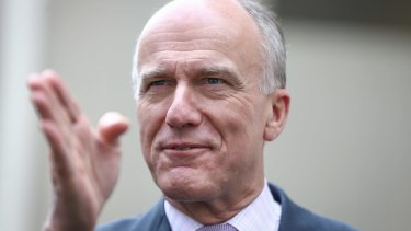 Tasmanian senator Eric Abetz