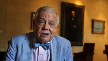 American businessman Jim Rogers has a bearish outlook for global markets.