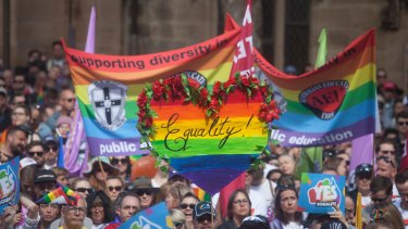 Australia's marriage equality debate is good training for Chinese in democracy