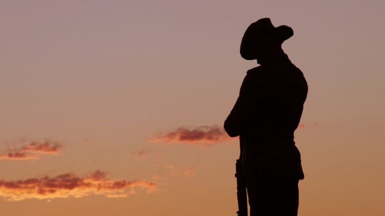 The suicide rate among war veterans is higher than in the general population.