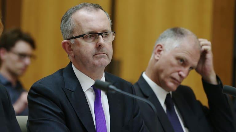 Australian Electoral Commissioner Tom Rogers.