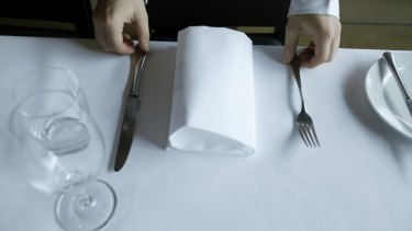 Up to 35 per cent of students in restaurants were being paid as little as $12 an hour, the survey found.