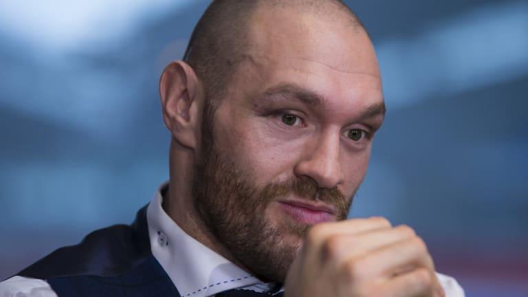 Tyson Fury V Wladimir Klitschko Rematch Confirmed For