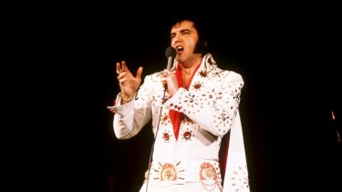 Elvis Presley's version of Suspicious Minds is a classic.