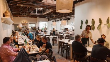 Totti's, at The Royal in Bondi, aims to do 'local Italian just like it used to be'.