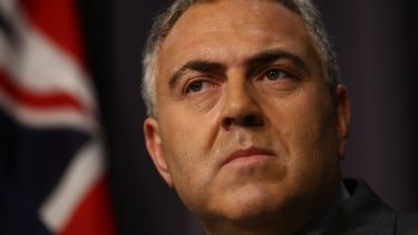This budget will be incessantly compared with Joe Hockey's first attempt because that is its almost sole objective.