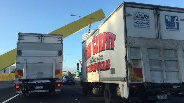 Australia is desperate need of more truckies.