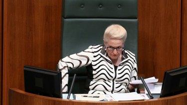 Speaker Bronwyn Bishop is under pressure over a string of revelations about her spending.