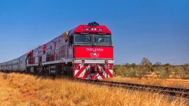 SBS is airing an extended 17-hour episode of its hit The Ghan.