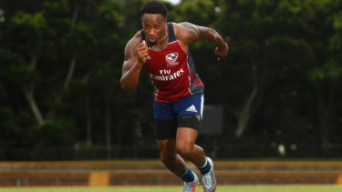 US rugby sevens star Carlin Isles eyes 100m at Tokyo Olympics