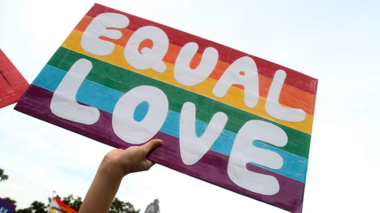 Some Liberal MPs are agitating for a free vote on same-sex marriage.