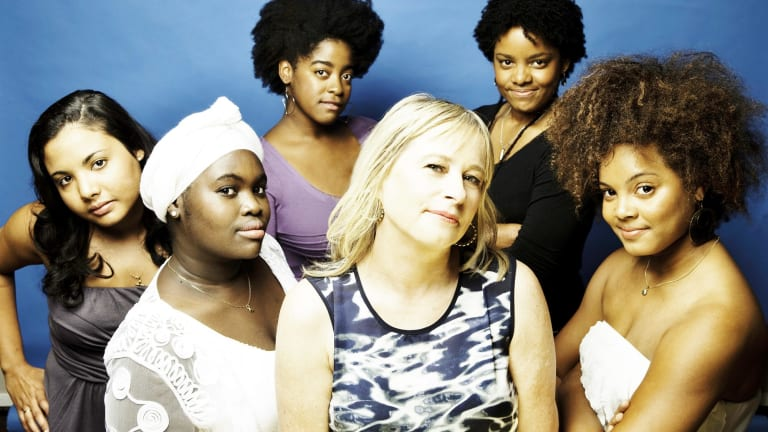 Jane Bunnett and five of Cuba's most outstanding young female players joined musical forces for Maqueque.