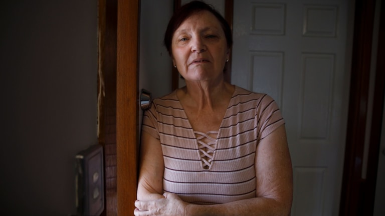 Trish Ollman has been told that she has to wait more than 1700 days to see a specialist.