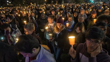 Thousands rallied across the country to support Australia accepting more Syrian refugees.
