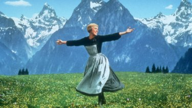 The hills aren't always alive with Julie Andrews and  <i>The Sound of Music</i> as visitors to the region discover..