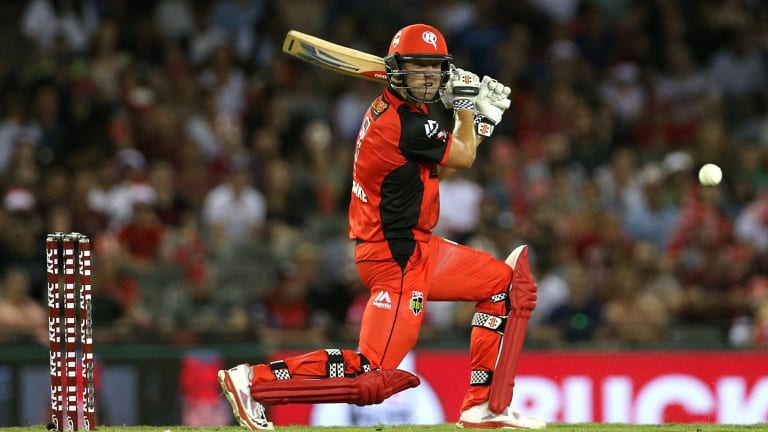 Reward: Cameron White has been in top form in the 20-over game, and will step into the 50-over Australian side.