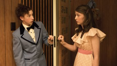 Harrison Feldman and Bethany Whitmore have been lauded for their work in Girl Asleep.