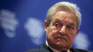 Billionaire investor George Soros has painted a bleak picture if Britain exits the bloc.