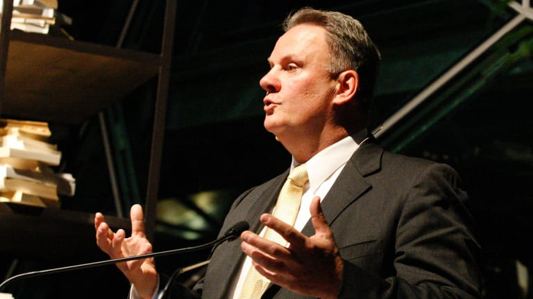 Controversial former Labor leader Mark Latham will also be a panelist on the show.