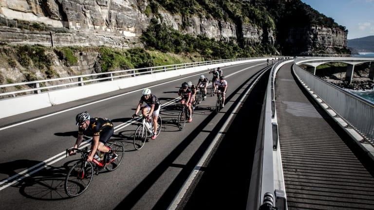 Sydney cyclist dies during multiple sclerosis charity bike for Charity motors bridge card