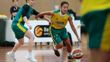 Leilani Mitchell's signing is a huge coup for the Capitals.