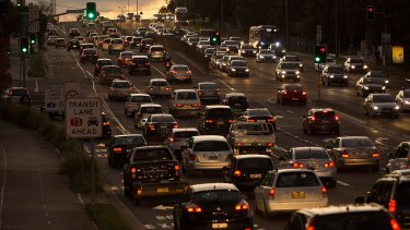 The Urban Congestion Fund will swell by $3 billion.