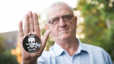 Mike Holt's Restore Australia is unashamedly anti-Islam.