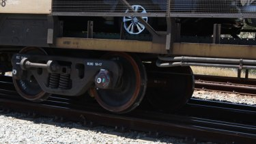 The derailing occurred 12 minutes after leaving East Perth.